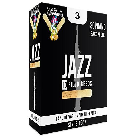 Reeds Marca Jazz Filed Soprano Sax 3.0