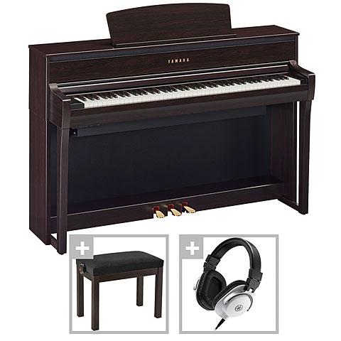 Digitalpiano Yamaha Clavinova CLP-775 R Premium Set