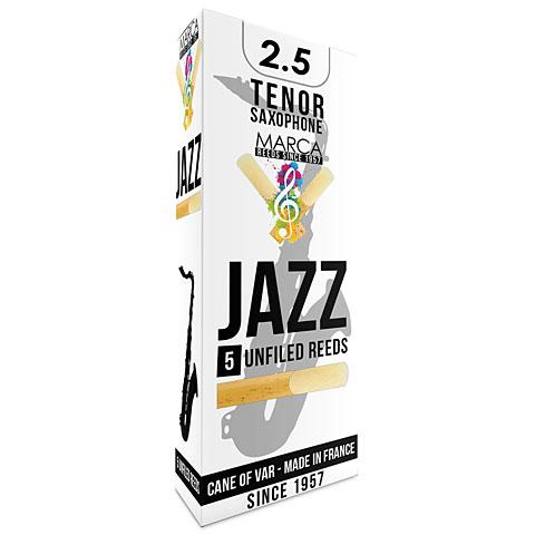 Cañas Marca Jazz Unfiled Tenor Sax 2.5