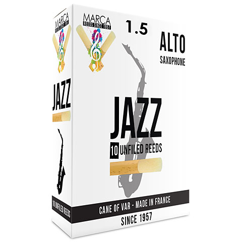 Rieten Marca Jazz Unfiled Alto Sax 1.5