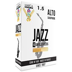 Marca Jazz Unfiled Alto Sax 1.5 « Blätter
