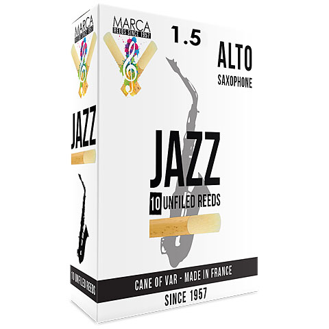 Blätter Marca Jazz Unfiled Alto Sax 2.0