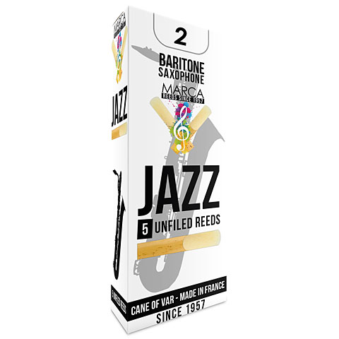 Rieten Marca Jazz Unfiled Baritone Sax 2.0