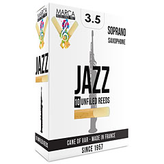 Marca Jazz Unfiled Soprano Sax 3.5 « Blätter