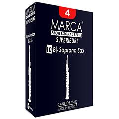 Marca Superieure Soprano Sax 4.0 « Blätter
