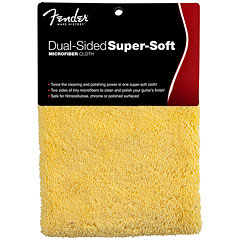 Fender Dual-Sided Super-Soft Microfiber Cloth « Limpieza guitarra/bajo