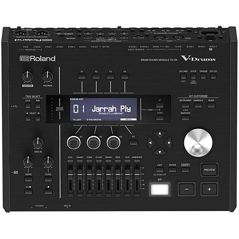 Módulos de batería electrónica Roland TD-50 Drum Sound Module