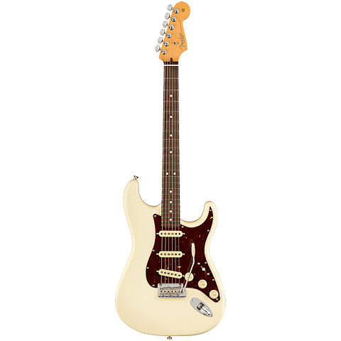 Fender American Professional II Stratocaster RW OWH « Guitarra eléctrica