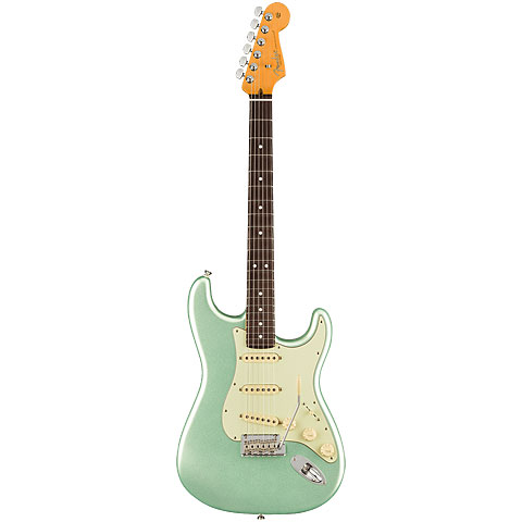 Guitare électrique Fender American Professional II Stratocaster RW MYST SFG