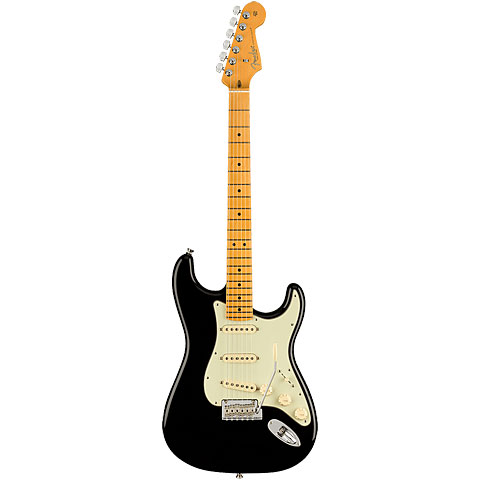 Fender American Professional II Stratocaster MN BLK « Electric Guitar