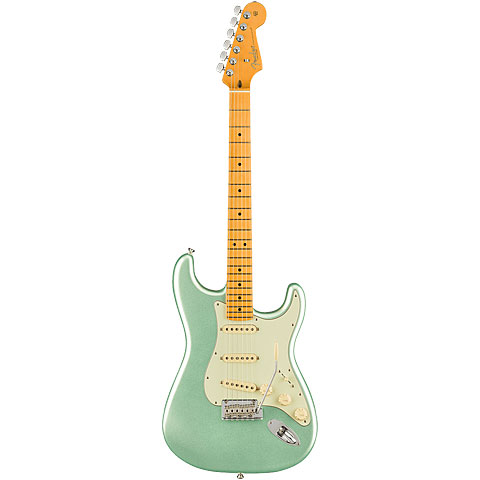 Fender American Professional II Stratocaster MN MYST SFG « Electric Guitar