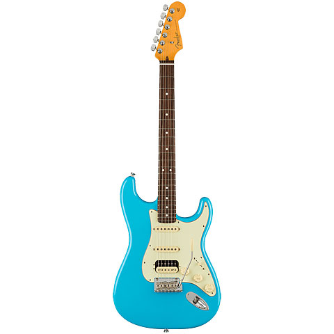 Fender American Professional II Stratocaster HSS RW MBL « Guitarra eléctrica