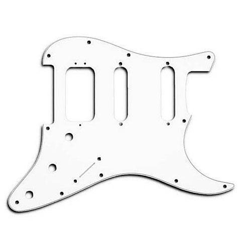 Pickguard Fender Pickguard Strat White HSS