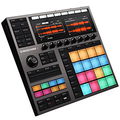 Native Instruments Maschine + « MIDI Controller