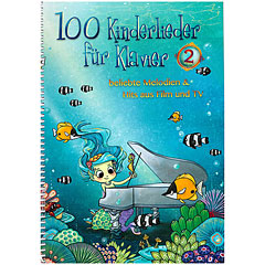 Bosworth 100 Kinderlieder für Klavier 2 « Recueil de Partitions