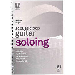Dux Acoustic Pop Guitar Soloing « Notenbuch