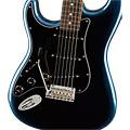 Guitarra eléctrica zurdos Fender American Professional II Strat RW LH DK NIT
