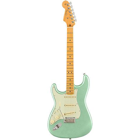 Fender American Professional II Strat MN LH MYST SFG « E-Gitarre Lefthand
