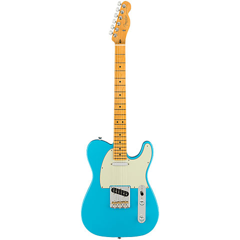 Fender American Professional II Telecaster MN MBL « Electric Guitar