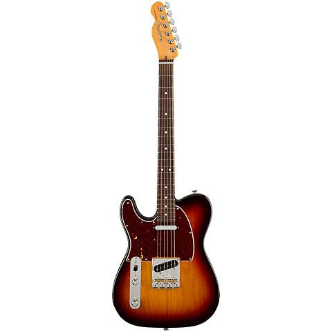 Guitarra eléctrica zurdos Fender American Professional II Telecaster RW LH 3TSB