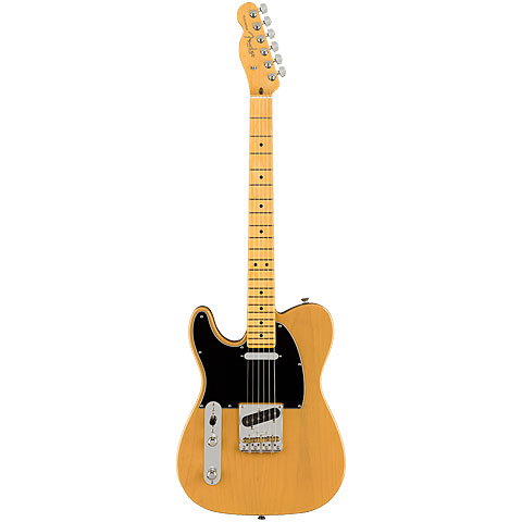Fender American Professional II Tele MN LH BTB « E-Gitarre Lefthand