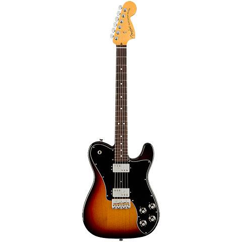 Fender American Professional II Telecaster DLX RW 3TSB « E-Gitarre