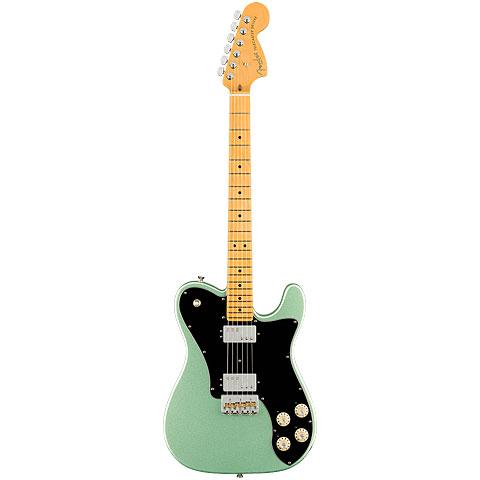 Fender American Professional II Tele DLX MN MYST SFG « E-Gitarre