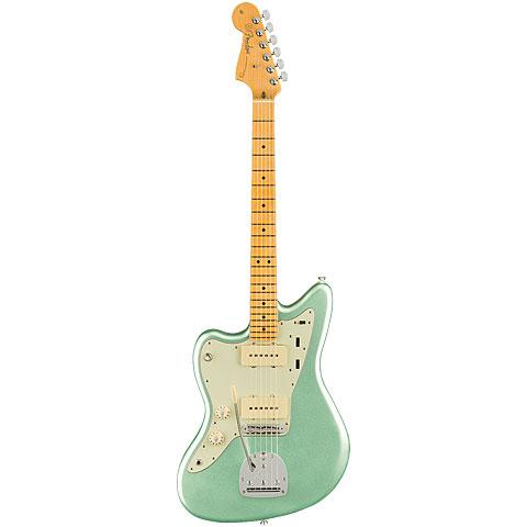 Fender American Pro II Jazzmaster LH MN MYST SFG « E-Gitarre Lefthand