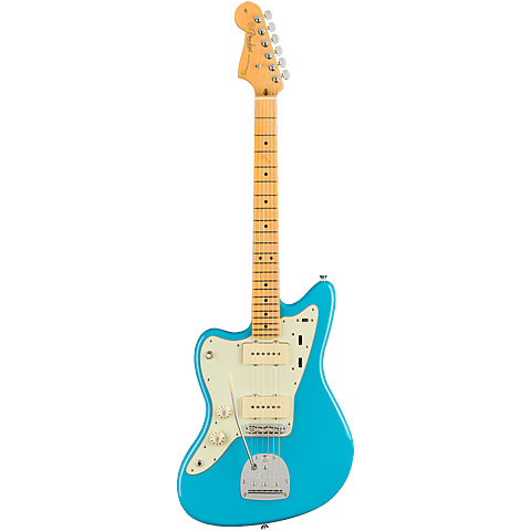 Fender American Pro II Jazzmaster LH MN MBL « E-Gitarre Lefthand
