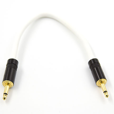 Patch Cable Karl's Synth-Wire 15 cm white