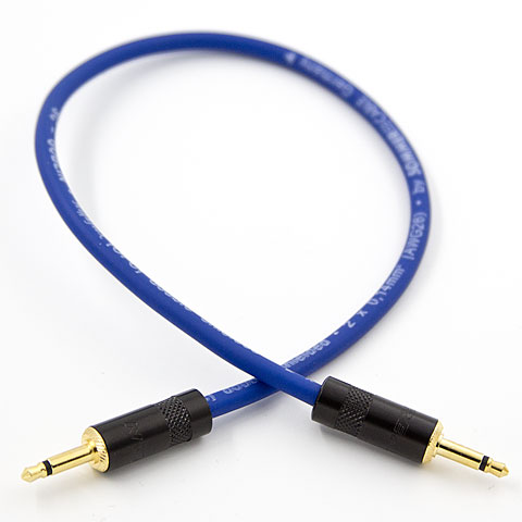 Patch Cable Karl's Synth-Wire 30 cm blue