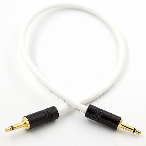 Cable para patch Karl's Synth-Wire 30 cm white