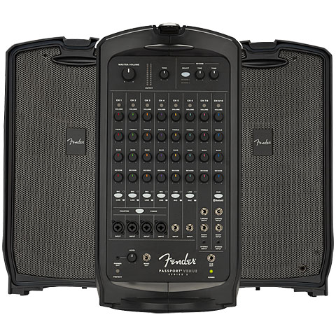 Active PA-Speakers Fender Passport Venue S2