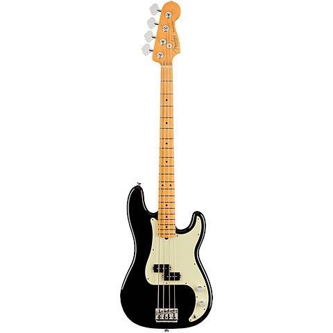 Fender American Professional II P-Bass MN BLK « Electric Bass Guitar
