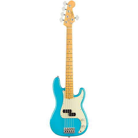 Fender American Professional II P-Bass V MN MBL « Electric Bass Guitar