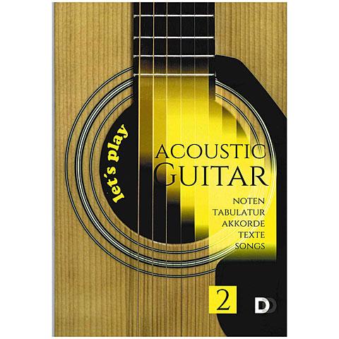 Songbook DD Verlag Acoustic Guitar 2