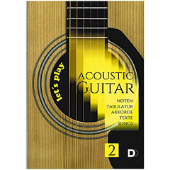 3D-Verlag Acoustic Guitar 2 « Cancionero