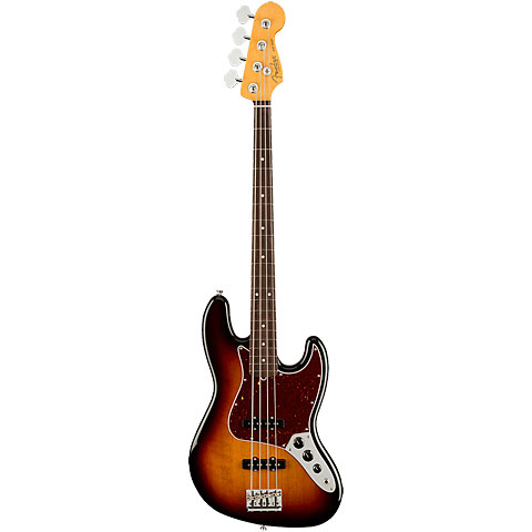 Fender American Professional II Jazz Bass RW 3TS « Basse électrique