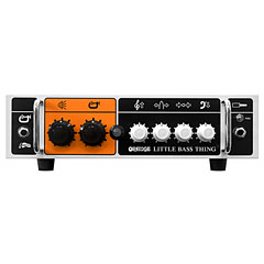 Orange Little Bass Thing « Tête ampli basse