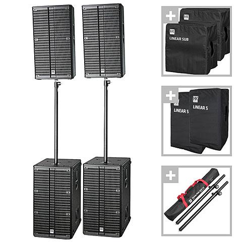 Actieve Luidspreker HK-Audio Linear 5 - Club Pack