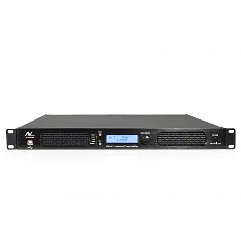 Endstufe AVparts AV4800 DSP