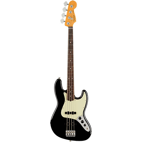 Fender American Professional II Jazz Bass RW BLK « E-Bass