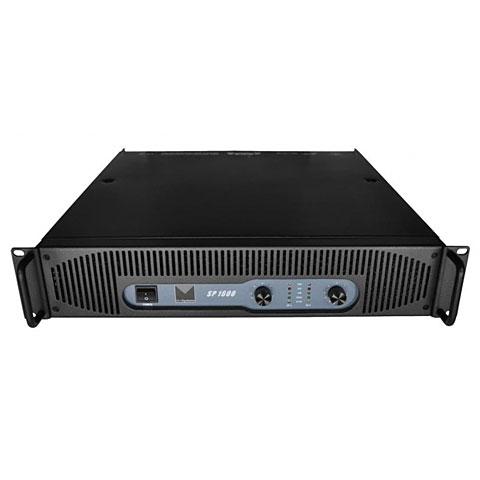 Endstufe t&mSystems SP1600