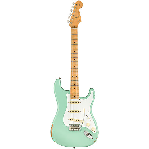 Fender Vintera Road Worn 50s Stratocaster SFG « Guitarra eléctrica