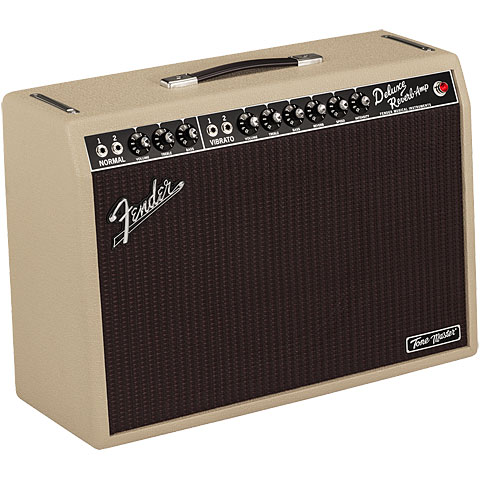 E-Gitarrenverstärker Fender Tone Master Deluxe Reverb Blonde
