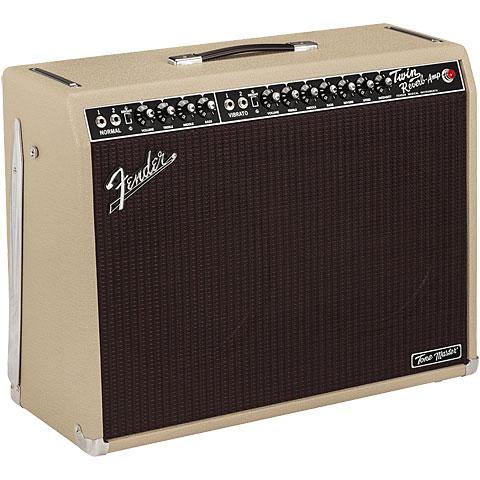 Amplificador guitarra eléctrica Fender Tone Master Twin Reverb Blonde