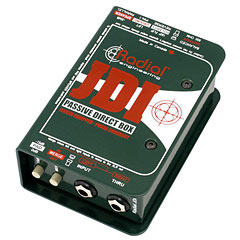 Radial JDI-MK3    B-Stock « DI-Box/splitter