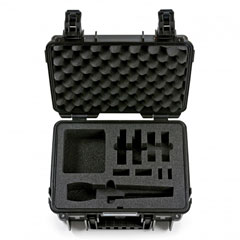 B&W International ProAudio Case 3000 « Case de transporte