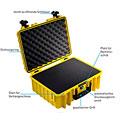 Transportcase B&W International ProAudio Case 5000/EW100
