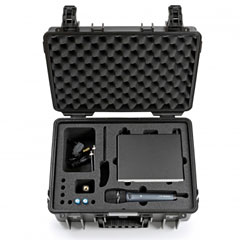 B&W International ProAudio Case 5000/EW100 « Transport Case